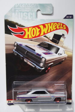 Hot Wheels Ford 1966 Fairlane - Vintage American Muscle 1:64