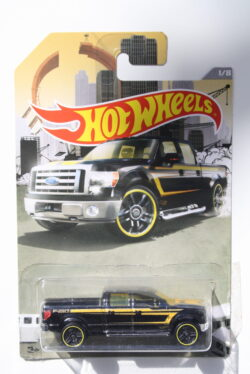 Hot Wheels Ford 2009 F150 - Black 1:64