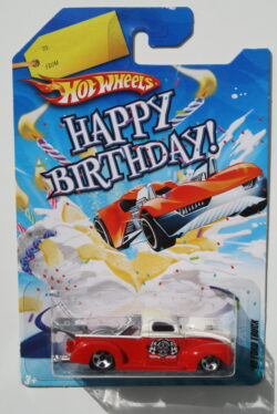 Hot Wheels Ford  1940 Truck - Happy Birthday 1:64