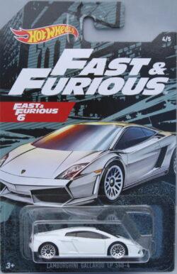 Hot Wheels Lamborghini Gallardo LP 560-4 - Fast and Furious 1:64