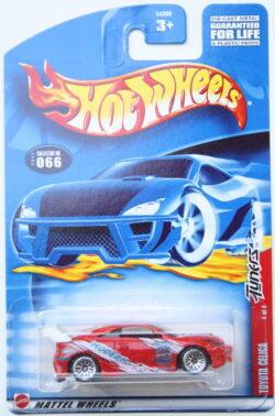Hot Wheels Toyota Celica - Modern - Red 1:64