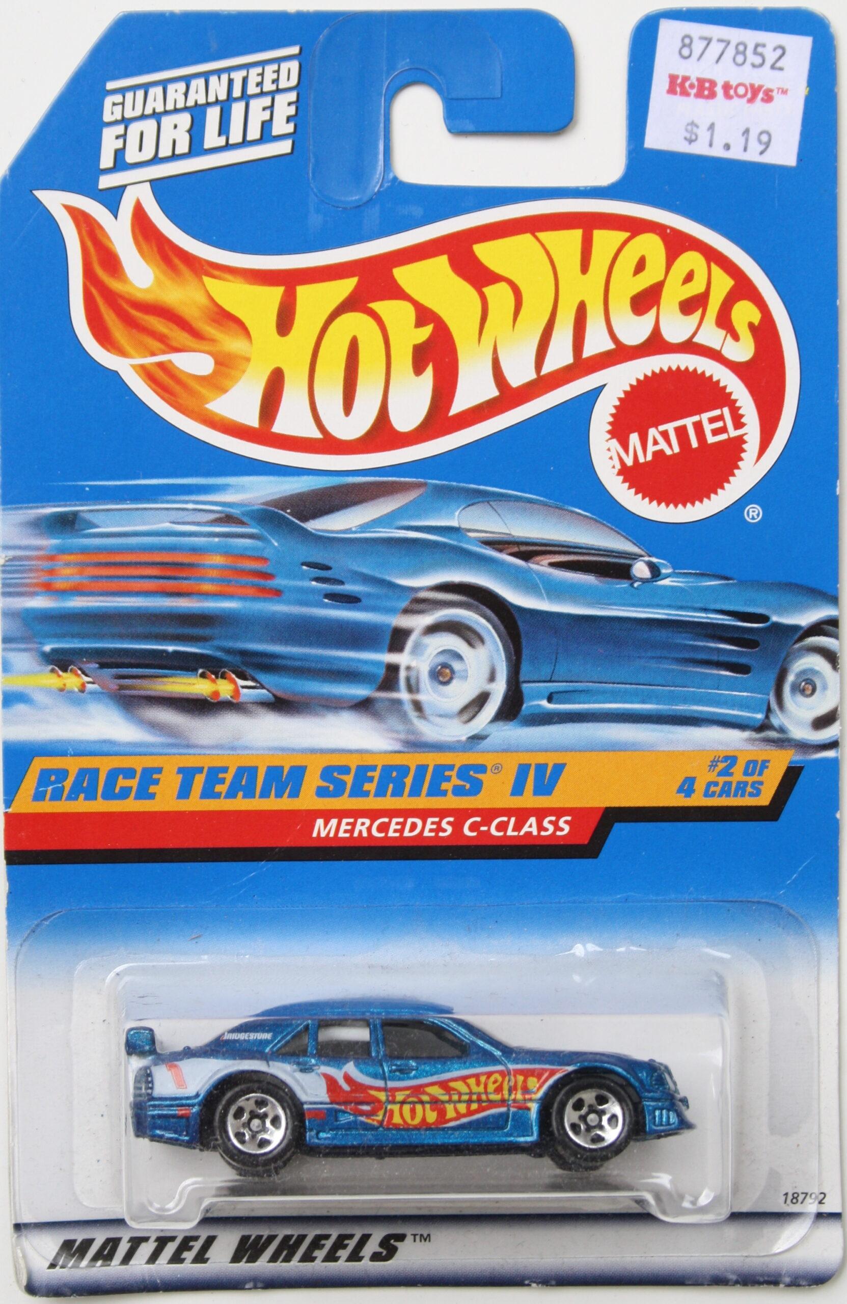 Hot Wheels Mercedes C Class Hot Wheels