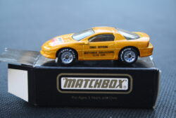 Matchbox Chevrolet Camaro - First official national Collectors Club Car 1:64
