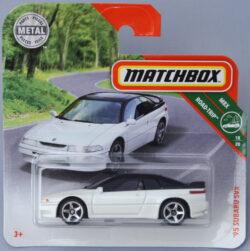 Matchbox Subaru 95 SVX - White 1:64