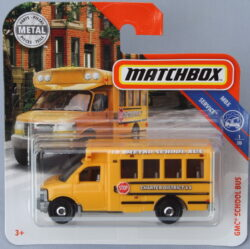 Matchbox GMC School Bus - 1:64