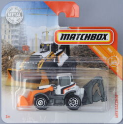 Matchbox MBX Backhoe - 1:64