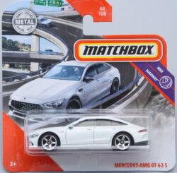 Matchbox Mercedes-Amg GT 63 S - White 1:64