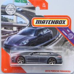 Matchbox Porsche Panamera - Darg Grey 1:64