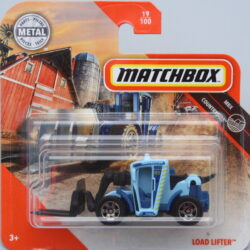 Matchbox Load Lifter Blue 1:64