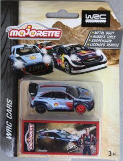 Majorette Hyundai i20 - WRC 1:64