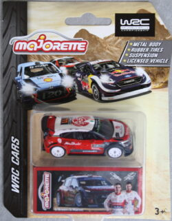 Majorette Citroen C3 - WRC 1:64