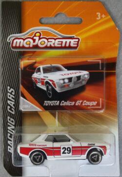 Majorette Toyota Celica - No 29 - White
