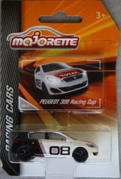 Majorette Peugeot 308 - No 8 - Racing Cup
