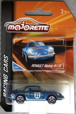 Majorette Renault  Alpine A110 - No 22 - Blue
