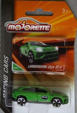 Majorette Lamborghini Urus ST-X No 63 - Green