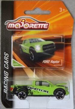 Majorette Ford  Raptor - Green