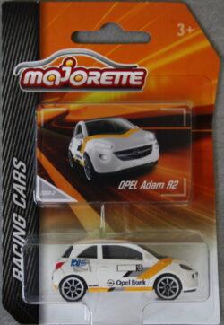 Majorette Opel Adam - No 15 Opel Bank - White