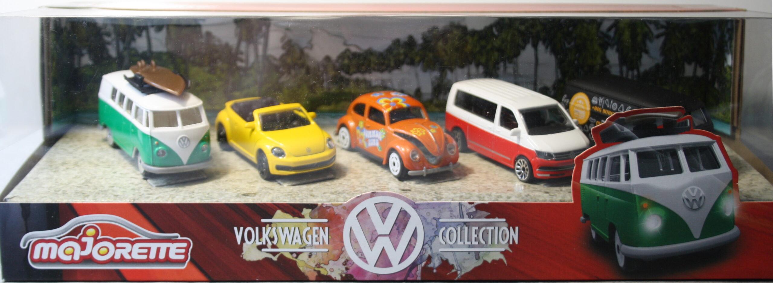Volkswagen Collection    Majorette 1:64