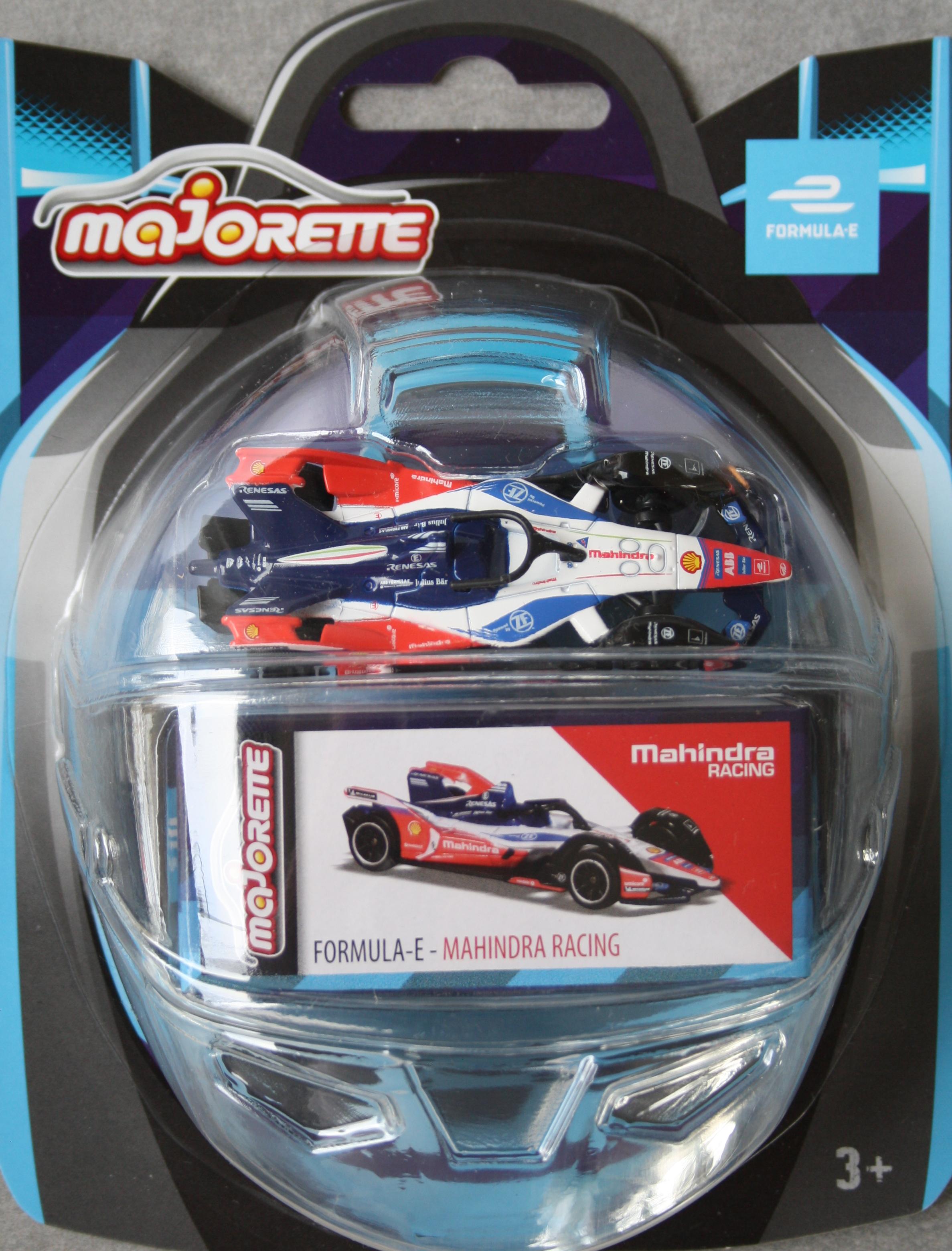 Majorette Formula E Mahindra Racing