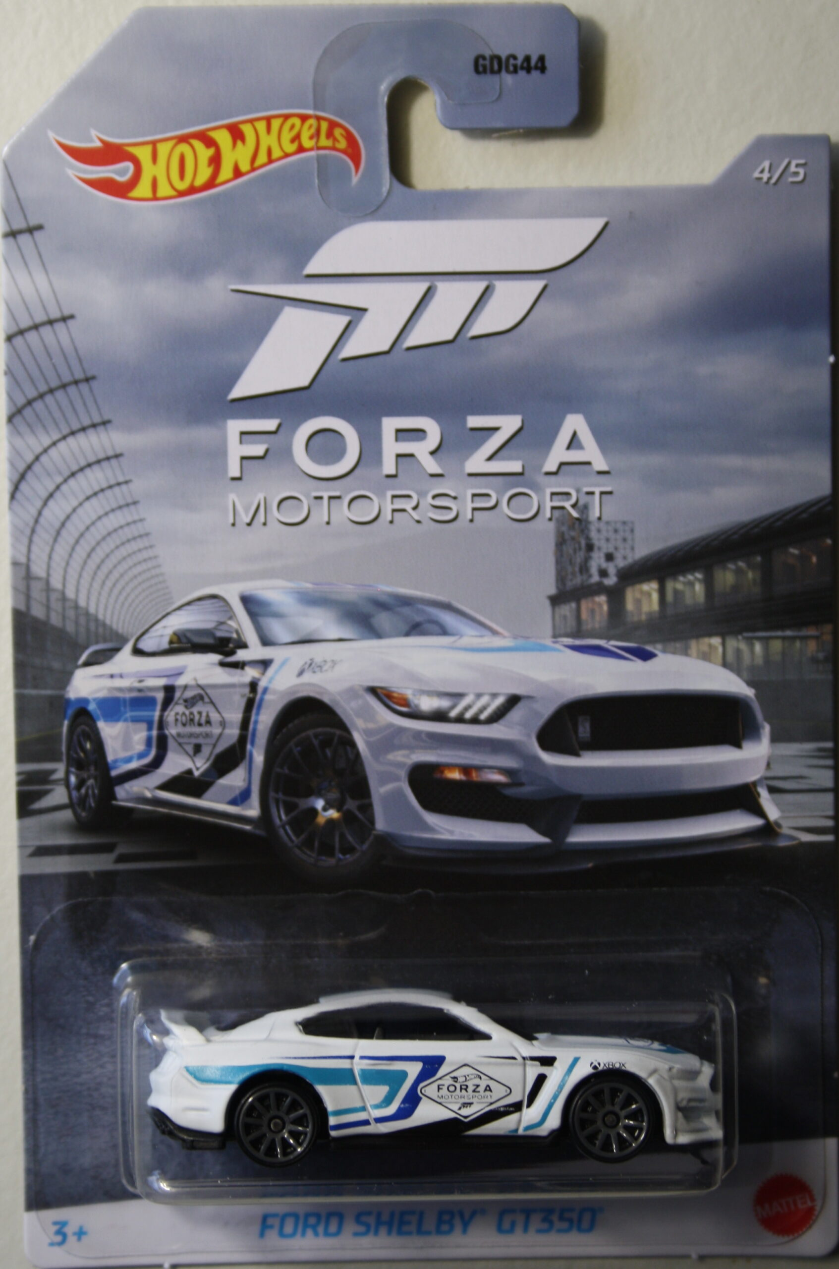 Hot Wheels Forza Motorsport Ford Shelby GT350