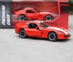 Majorette Dodge Viper - Premium Cars 1:64