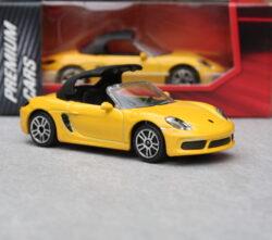 Majorette Porsche 718 Boxster - Premium Cars 1:64