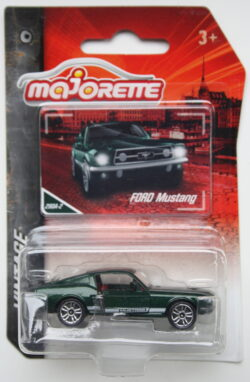 Majorette Ford Mustang - with surfboard - Vintage 1:64