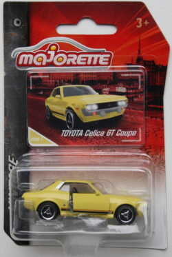 Majorette Toyota Celica - Vintage 1:64