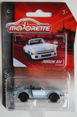 Majorette Porsche 911 934 - Vintage 1:64