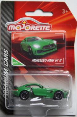 Majorette Mercedes AMG GT R - Green 1:64