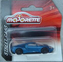 Majorette Ford GT - Blue 1:64