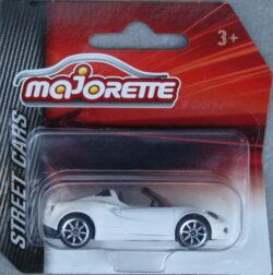 Majorette Alfa Romeo 4C - Convertible - White 1:64