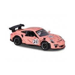 Majorette Porsche 911 GT3 RS - Pink Pig - Premium Cars 1:64