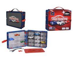 Majorette Carry Case voor 24 auto's