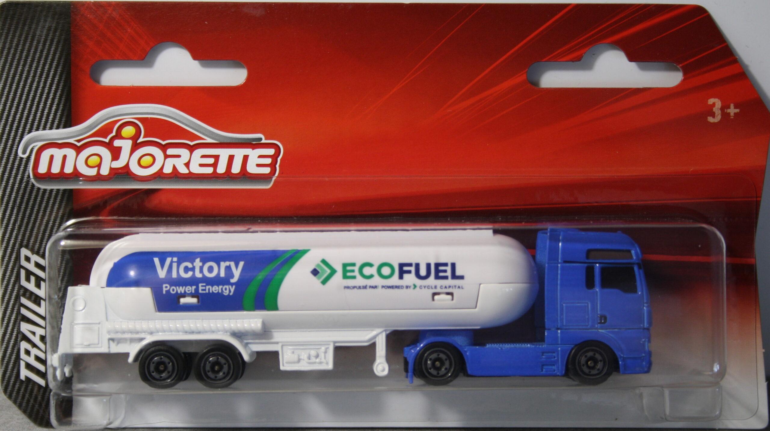 Majorette MAN Ecofuel